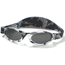 Baby Banz Abenteurer Sonnenbrille - Camo Grey