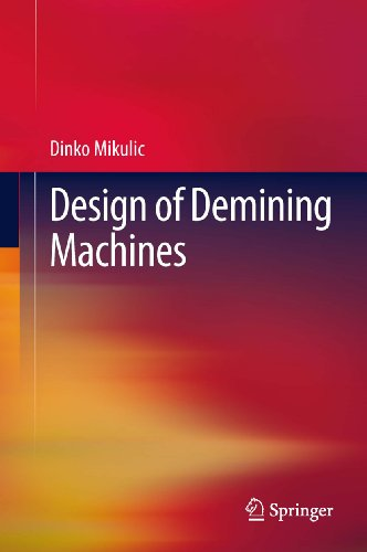Design of Demining Machines (English Edition)