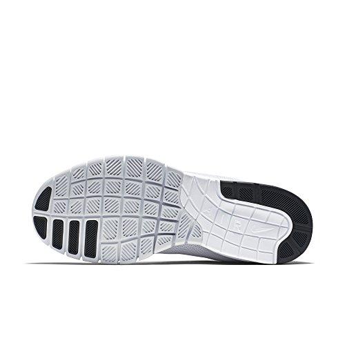 Nike STEFAN JANOSKI MAX Unisex-Erwachsene Sneakers Weiß (White/Black 100) mtF8RD9FRf