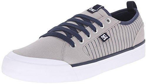 DC alevros - Evan Smith S Low Top senza tempo a forma di scarpa Grey