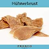 Fresco Hundesnack Naturkausnack Kausnack Snack für Hunde getreidefrei artgerecht natürlich Hühnerbrust 1kg