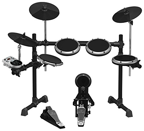 Behringer XD8USB Elektronisches Drum Set, 8-teilig