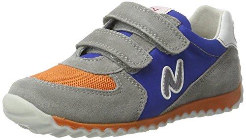 Naturino Jungen Deven Sneaker, Mehrfarbig (multifarben_9114), 25 EU