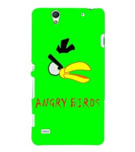 GADGET LOOKS PRINTED BACK COVER FOR SONY XPERIA C4 MULTICOLOR