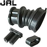 JRL Collecteur d'admission et Grommet de carburateur pour tronçonneuse Stihl 064 066 MS640 MS660