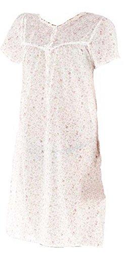 Octave Damen Nachthemd * Pink - Coral Mix