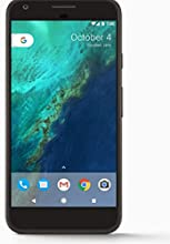 Google Pixel XL Phone 32GB - 5.5 inch display ( Factory Unlocked US Version ) (Quite Black)(Versión EE.UU., importado)