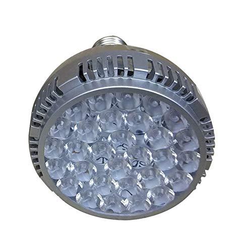 HUANGLP Glühbirne E27 LED,PAR30 Glühbirne 40W Bekleidungsgeschäft Schmuckgeschäft Track Birne,White -