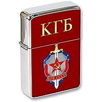 KGB Mechero con tapa