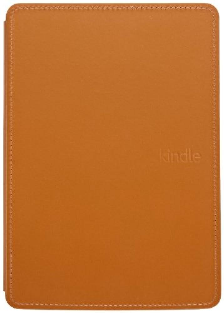 Amazon Kindle Lederhülle (5. Generation - 2012 Modell), Hellbraun