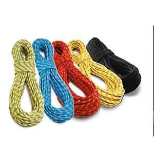 Tendon–Fácil cuerda de escalada Rest unidades diferentes longitudes/diámetro