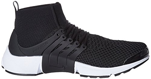 259d2f227c33 Buy Nike Men s Air Black Presto Ultra Flyknit Running Shoes on Amazon