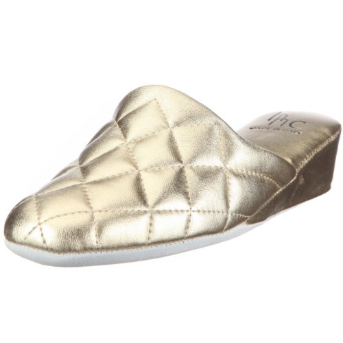 Hans Herrmann Collection Lucca 030316-10, Chaussons femme Or-TR-B3-3