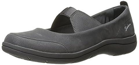 Skechers Damen Lite Step-Helium Sneakers, Grau (Ccl), 39