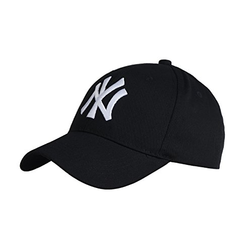 Zacharias Men's Baseball Cotton Cap White Logo