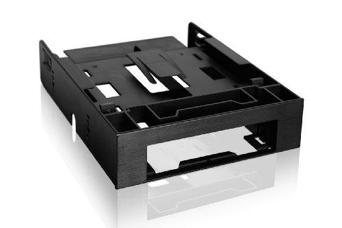 icy-dock-mb343sp-flex-fit-trio-adaptateur-unique-525-pour-2-x-25-hdd-ssd-plus-1-x-35-hdd-noir