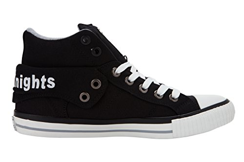 British Knights Roco - Herren Sneaker / High-Top-Schuh Noir