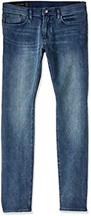 Armani Exchange Slim Fit Jeans for Men - Denim Indaco