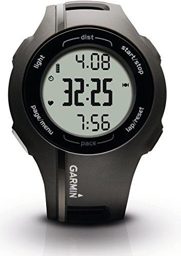 Garmin GPS Laufuhr Forerunner 210 HR – GPS Trainingscomputer inkl. Brustgurt - 2