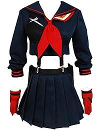 Disfraz, cosplay de Ryuko Matoi de Kill La Kill de la marca Daiendi, de adulto, talla europea