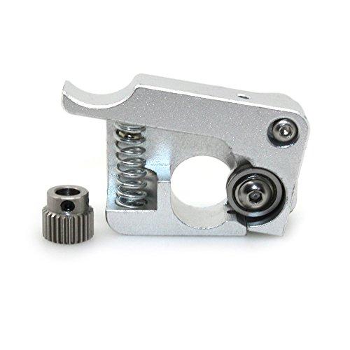 Popprint tout métal MK10extrudeuse Feeder pour côté gauche 1.75mm Filament MakerBot imprimante 3d