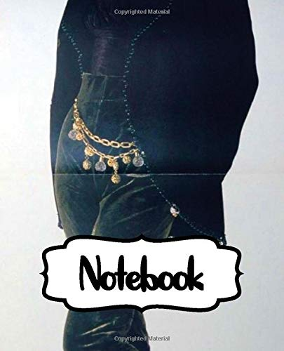 Notebook: Ann Lennox OBE The Most Excellent Order of the British Empire Scottish Pop Rock Singer-Songwriter Brits Champion of Champions, (Workbook and ... Man, Woman Paper 7.5 x 9.25 Inches 110 Pages