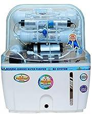 Aquafresh Swift 15 Ltr Mineral Ro+Uv+Tds Adjuster And Uf Water Purifier - White