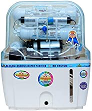 R.k. Aqua Fresh India Swift 12ltrs 14Stage(Ro+Uv+Uf+Minerals+Tds Adjuster)Ro Water Purifier[Installation Avail
