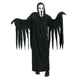 WIDMANN Widman - Disfraz de fantasma de halloween infantil, talla 160 cm (38128)