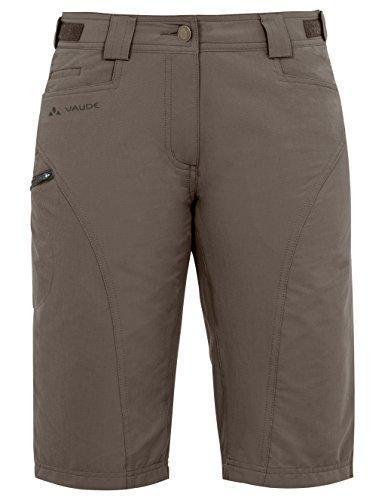Vaude Rokua Bermuda II Pantalon Pour femme Coconut