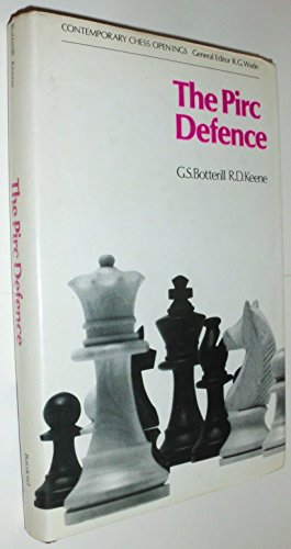 Pirc Defence (Contemporary Chess Openings S.)