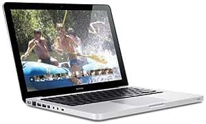 Apple MacBook MB466 13,3 Zoll Notebook (Intel Core 2 Duo 2,0GHz, 2GB RAM, 160GB HDD, DVD+- DL RW, GF 9400M, Mac OS X)