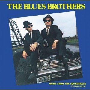 THE BLUES BROTHERS ORIGINAL SOUNDTRACK VINYL LP 1980