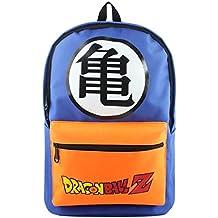 SWVV Dragon Ball Z Mochila Niños Niñas Mochilas Escolares Mochila Infantil para Adolescentes Dragon Ball Mochila