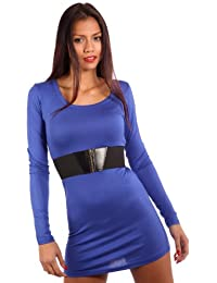 Young Fashion Longsleeve Longtop Long Shirt Langarmshirt Minikleid