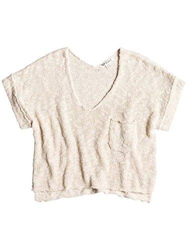 Roxy Damen Pullover Lovely J Swtr sand piper