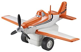 Disney Planes Pull and Fly Buddies Dusty Crophopper (B00C6Q55LU) | Amazon price tracker / tracking, Amazon price history charts, Amazon price watches, Amazon price drop alerts