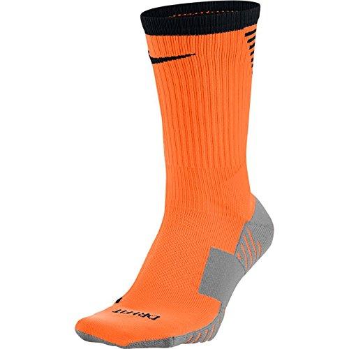 Nike Squad Crew Sock - Stutzen Fußballsocken - SX5345-803 orange, Größe:42-46