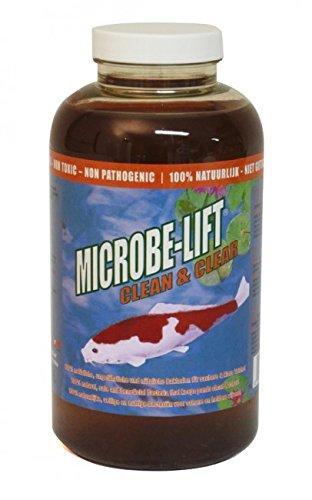 Aqua Forte - 1L Microbe-Lift clean&clear nützliche,lebende Bakterien Filterstart -