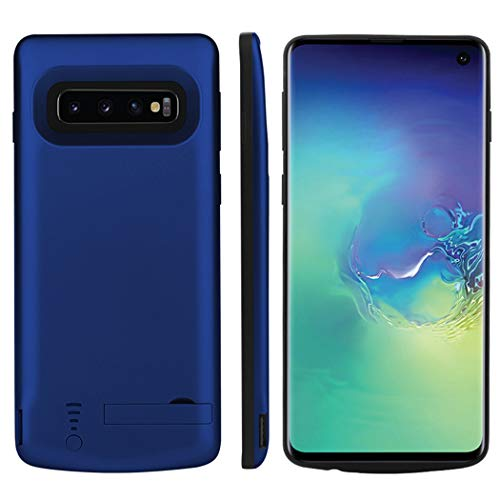 Happon Samsung Galaxy S10 5000mAh Batteria Case Slim Custodia Antiurto Antiscivolo Smart Charger Case Power Bank Custodia Batteria Pack Cover per Samsung Galaxy S10