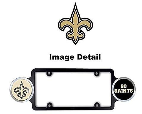 New Orleans Saints NFL Team Logo Car Truck SUV Black