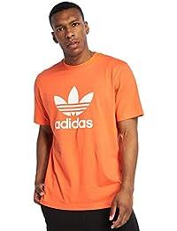 E Uomo Camicie ShirtPolo Amazon itAdidas Arancione T 8n0wNvmO