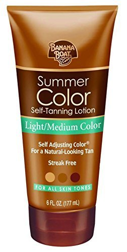 banana-boat-self-tanning-lotion-light-medium-summer-color-for-all-skin-tones-6-ounce-by-banana-boat