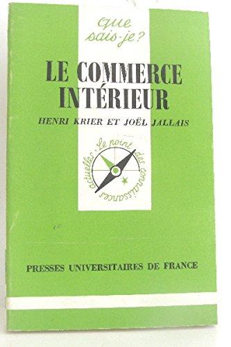 Le Commerce intérieur