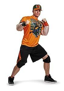 WWE John Cena Men's Muscle Costume (X-Large)