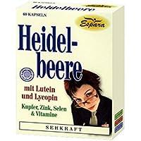 Espara Heidelbeere Kapseln 60St. preisvergleich bei billige-tabletten.eu