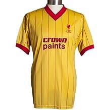 Score Draw Official Retro Liverpool - Camiseta