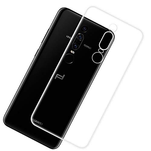 HUAWEI Mate Rs hülle transparent Handyhülle, COOKAR Ultra Dünn soft Silikon Crystal Clear Schutzhülle für Porsche Design/ HUAWEI Mate Rs (2018) case cover. HUAWEI Mate Rs case cover(transparent)
