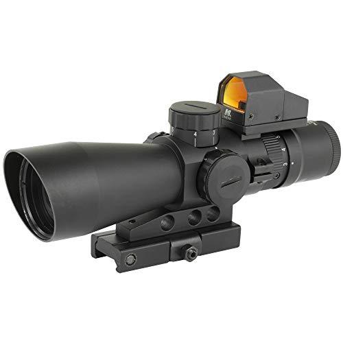 NC Star STP3942G/DV2 Ultimate Sighting GEN II 3-9x 42mm P4 Sniper Scope