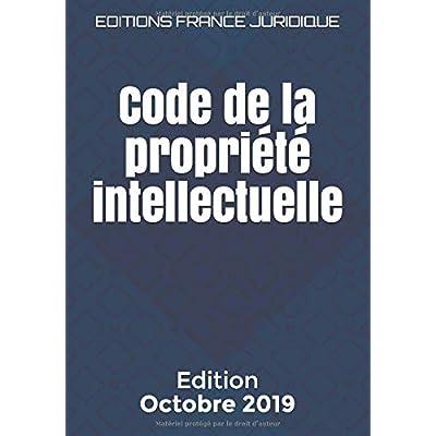 Code de la propriété intellectuelle: Version mise à jour